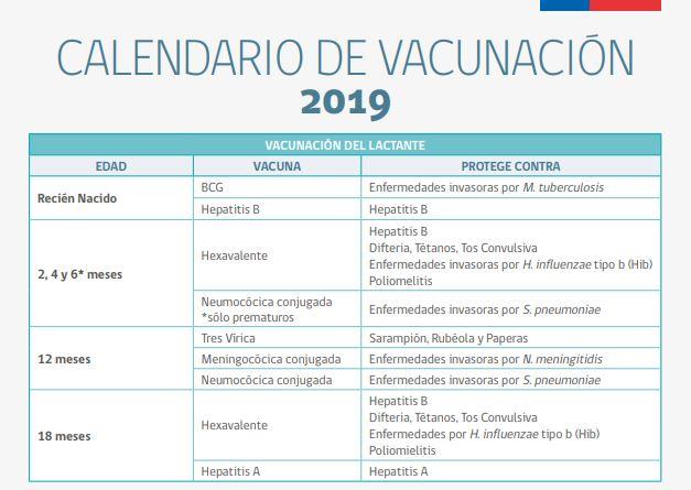 Calendario De Vacunacion 2020.El Vacanudo Cl Noticias De Osorno Y Los Lagos