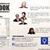 Infografía: Mira quien gana elecciones si fueran en Facebook