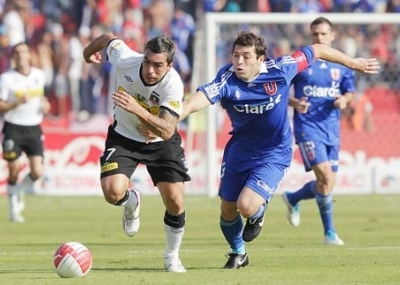 Universidad de Chile vs Colo Colo online gratis en vivo hoy