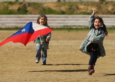 Fiestas Patrias Juegos Tipicos Chilenos Para Ninos Fotos El