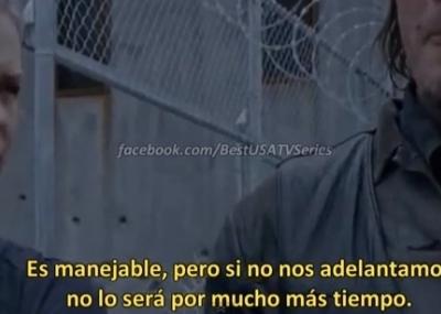 The Walking Dead: Adelanto de la Cuarta Temporada | El Vacanudo.cl ...