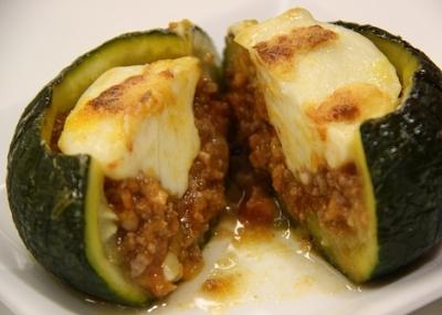 receta con zapallitos italianos